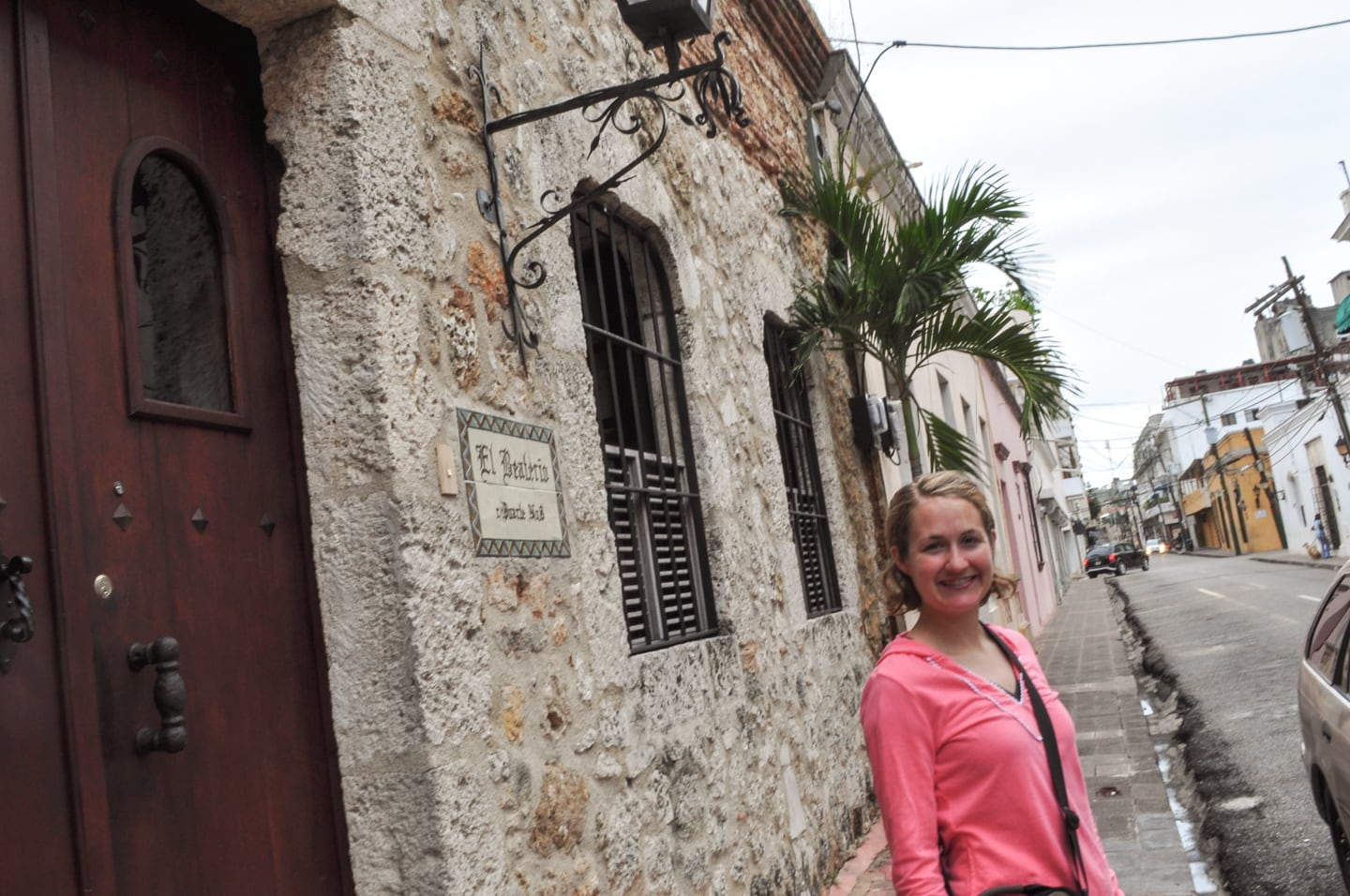 Backpacking Dominican Republic Santo Domingo