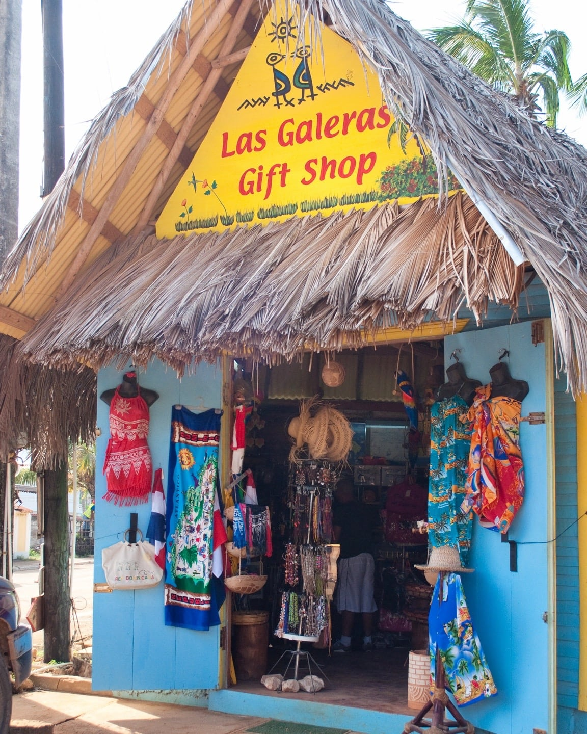 las galeras gift shop dominican republic