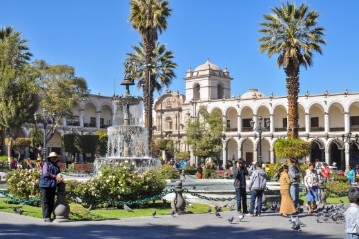 The White City of Arequipa