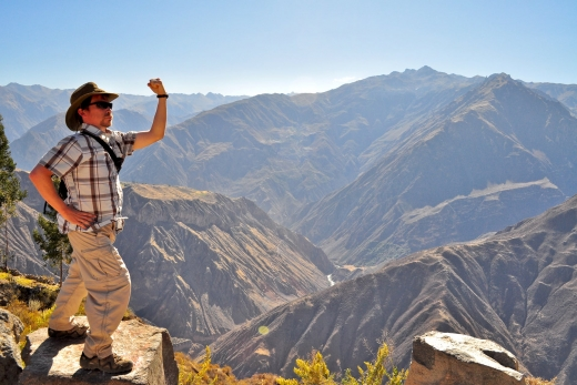 Trekking Peru's Colca Canyon, Day 1