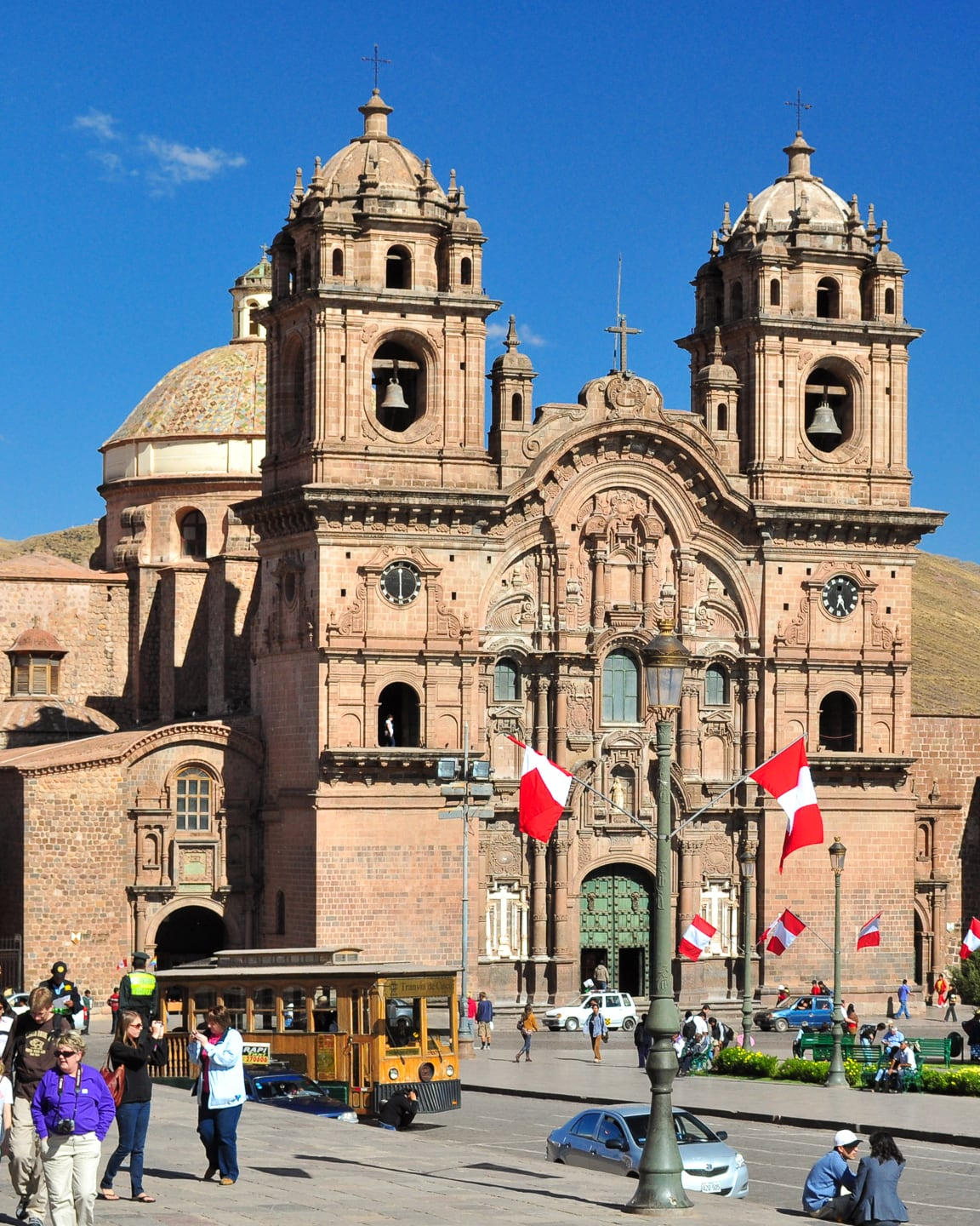 Cuzco Peru Capital of the Inca Empire