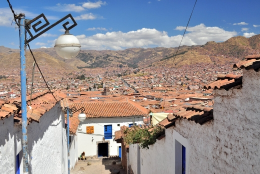Cuzco: Capital Of The Inca Empire
