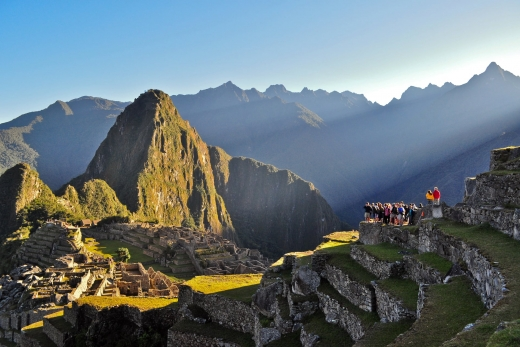 Inca Trail Trek, Day 4: Machu Picchu
