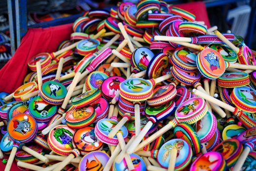 Exploring Colorful Otavalo Market