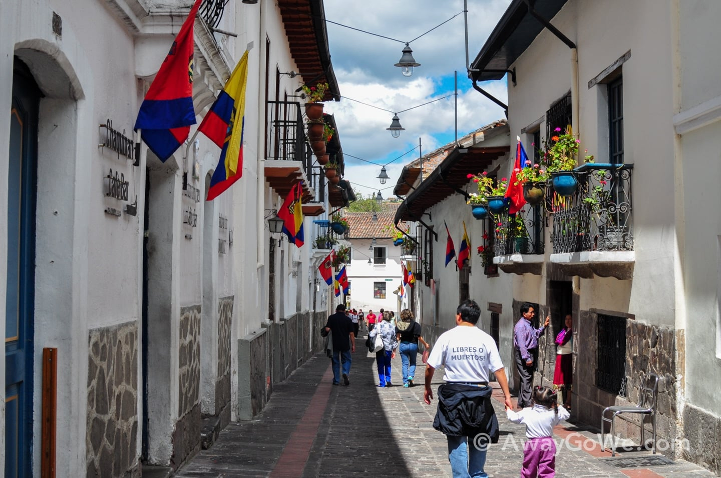 Quito Old Town