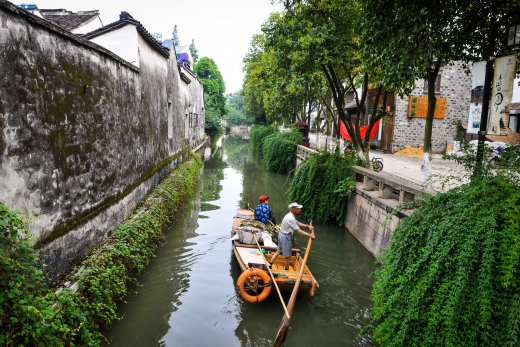 Suzhou By Day