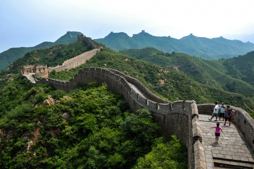 The Wild Wall - Great Wall of China (Without the Crowds)