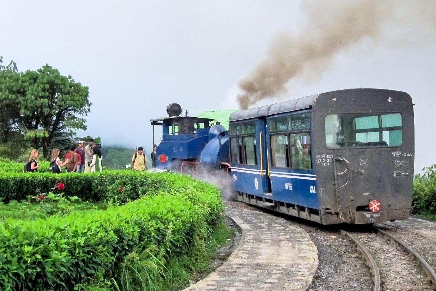 Batasia Loop Darjeeling Toy Train