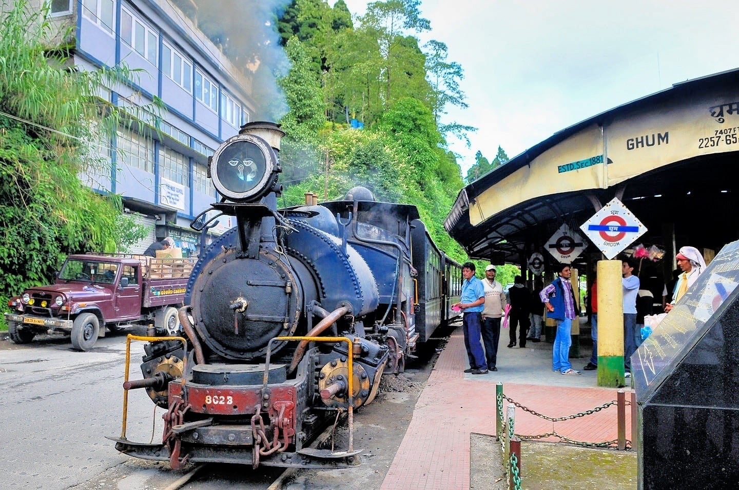 Darjeeling Toy Train Himalayan Railway