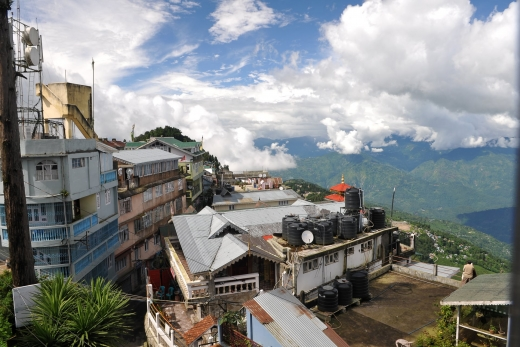 The Two Faces Of Darjeeling