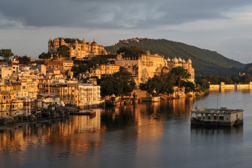 "Udaipur: ""The Venice Of The East"""