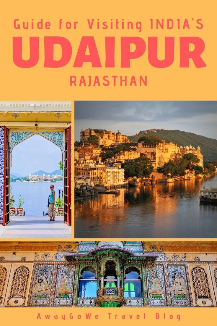 Pinterest Pin 13 Places to Visit in Udaipur in 3 Days