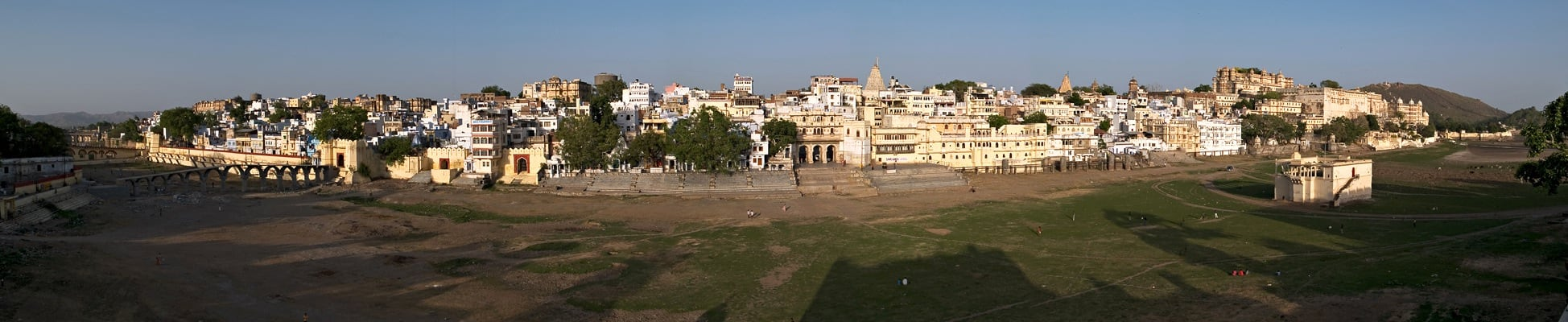 udaipur in dry season