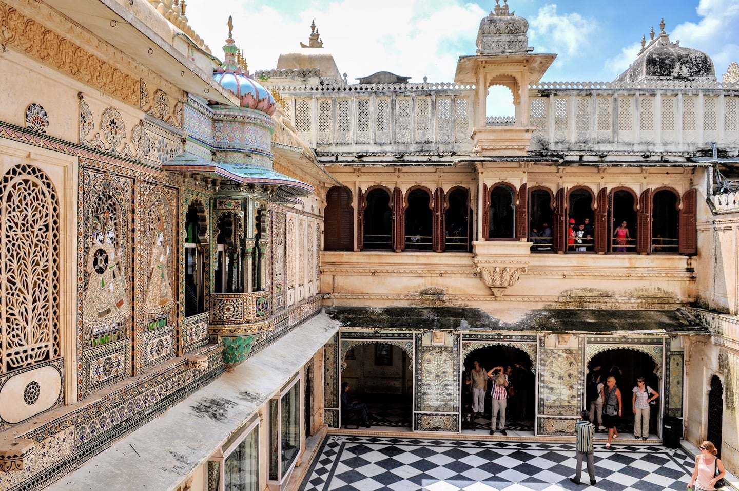 3 days in udaipur city palace