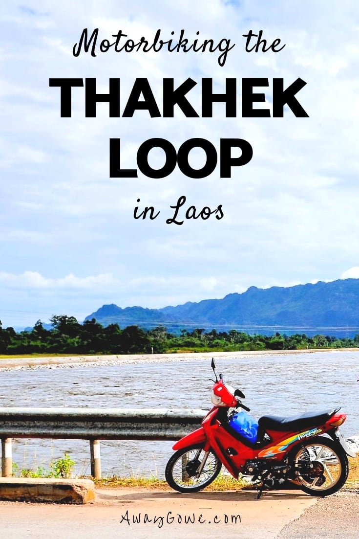 Thakhek Loop Motorbiking Laos Day 1