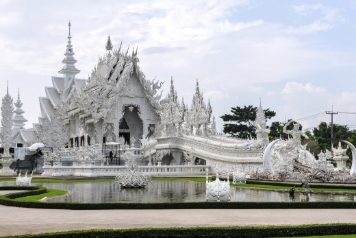 The White Temple of Chiang Rai