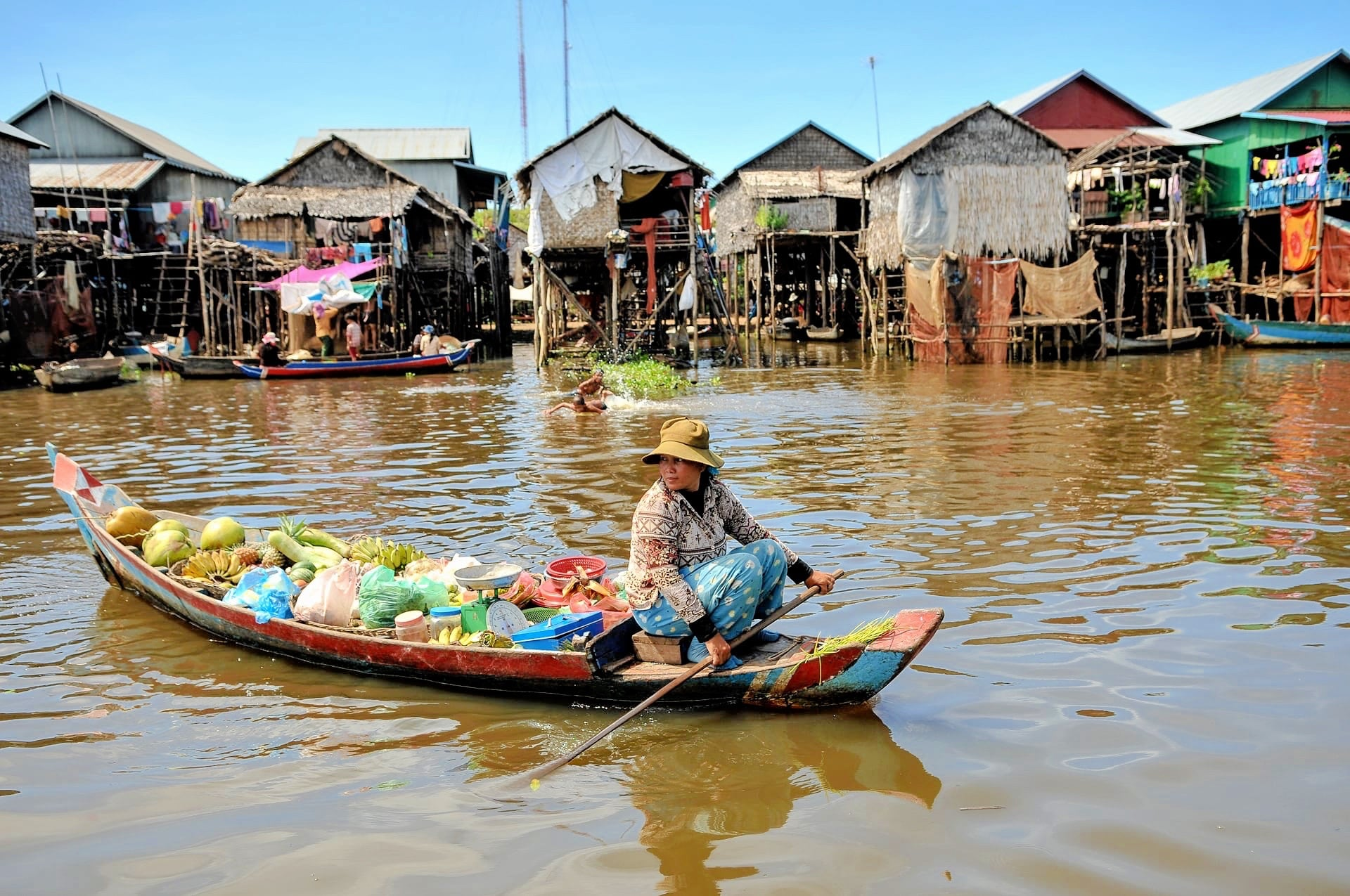 Visiting the Floating Village of Kompong Phluk on Your Own