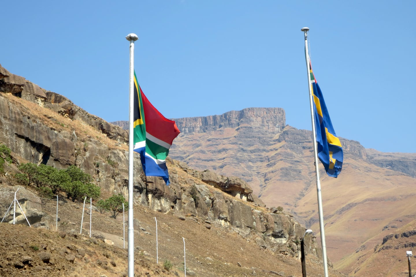 Sani Pass Tour border post South Africa