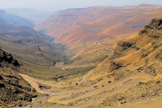 Sani Pass Day Trip: A Harrowing High-Elevation Adventure Into Lesotho