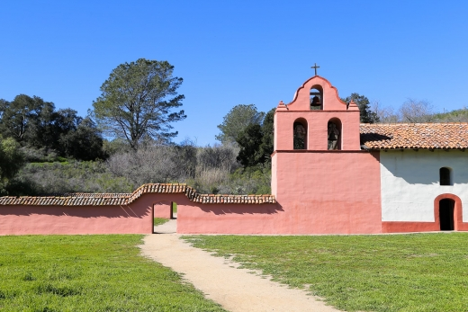 Evocative Mission La Purisima