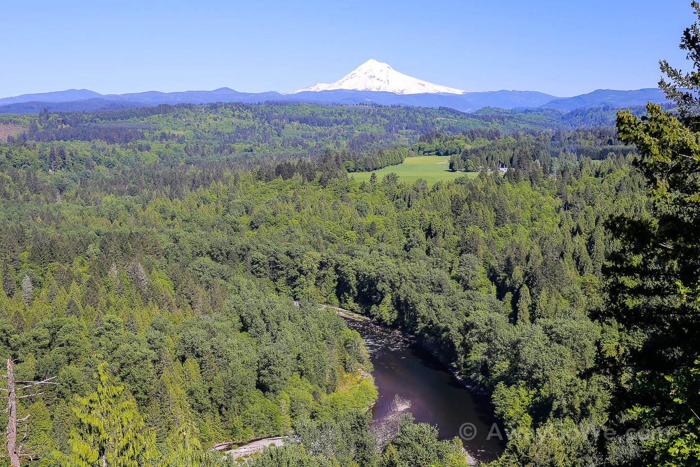 jonsrud viewpoint mt hood oregon