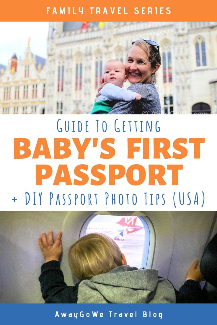 How to get your newborn baby a U.S. passport