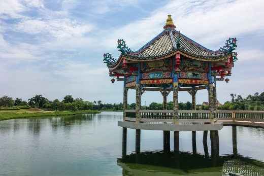 Udon's Quirky Nong Bua Lake