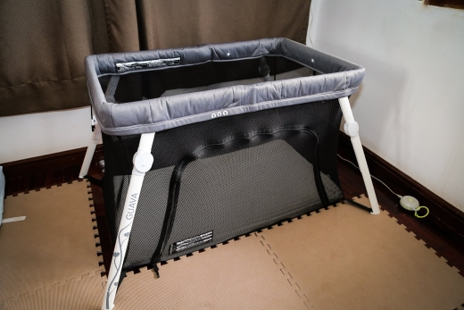 Guava Family Lotus Travel Crib: The Best Crib for Travel?