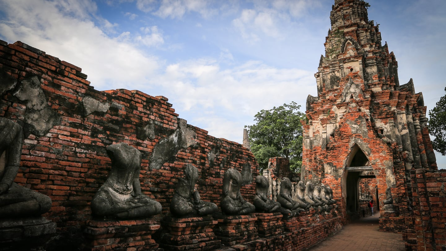 Ayutthaya DIY tour from Bangkok
