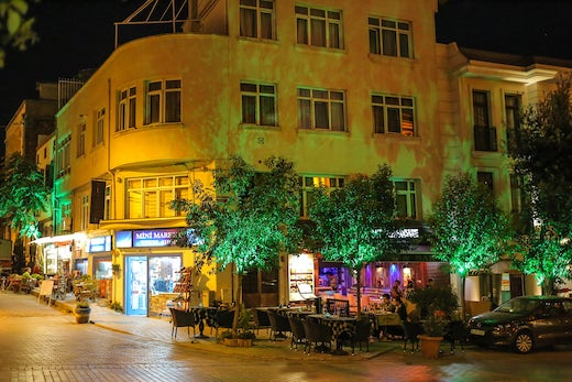 Antique Hippodrome B&B Istanbul Turkey