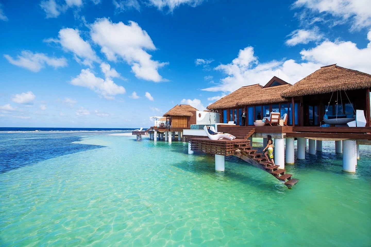 8 Bucket List Overwater Bungalows in the Caribbean
