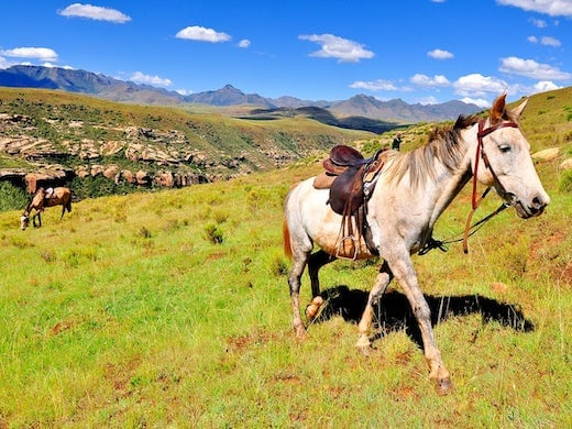 Adventure Travel Blog Lesotho