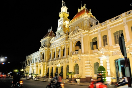Old Saigon (Ho Chi Minh City)
