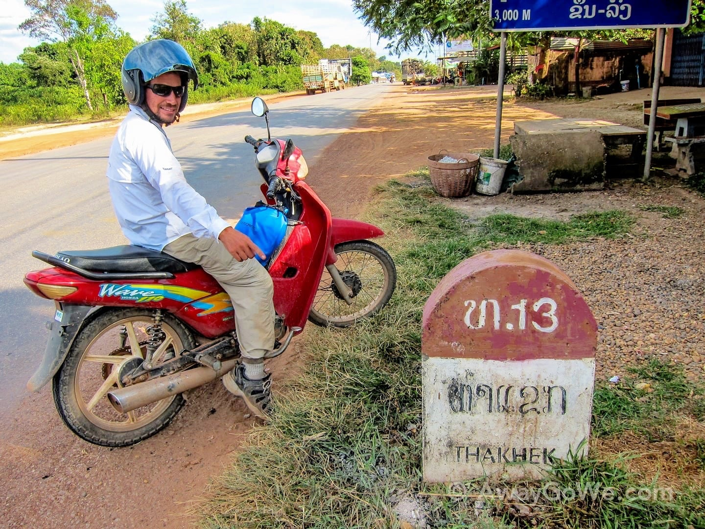 reasons to visit laos motorbiking