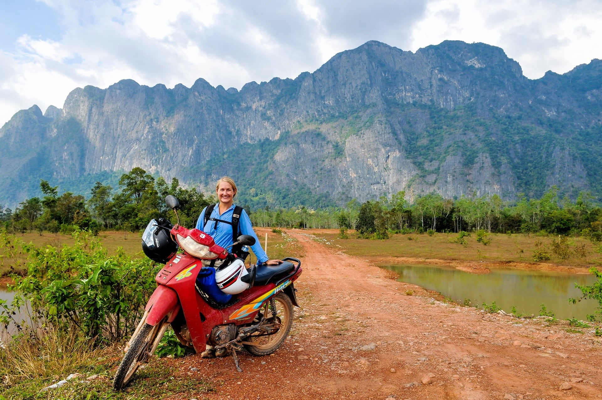 Thakhek Loop motorbiking adventure in Laos