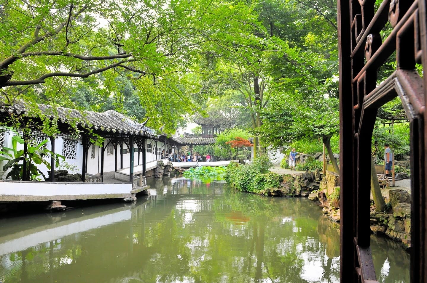 things to do in suzhou old town humble administrator garden