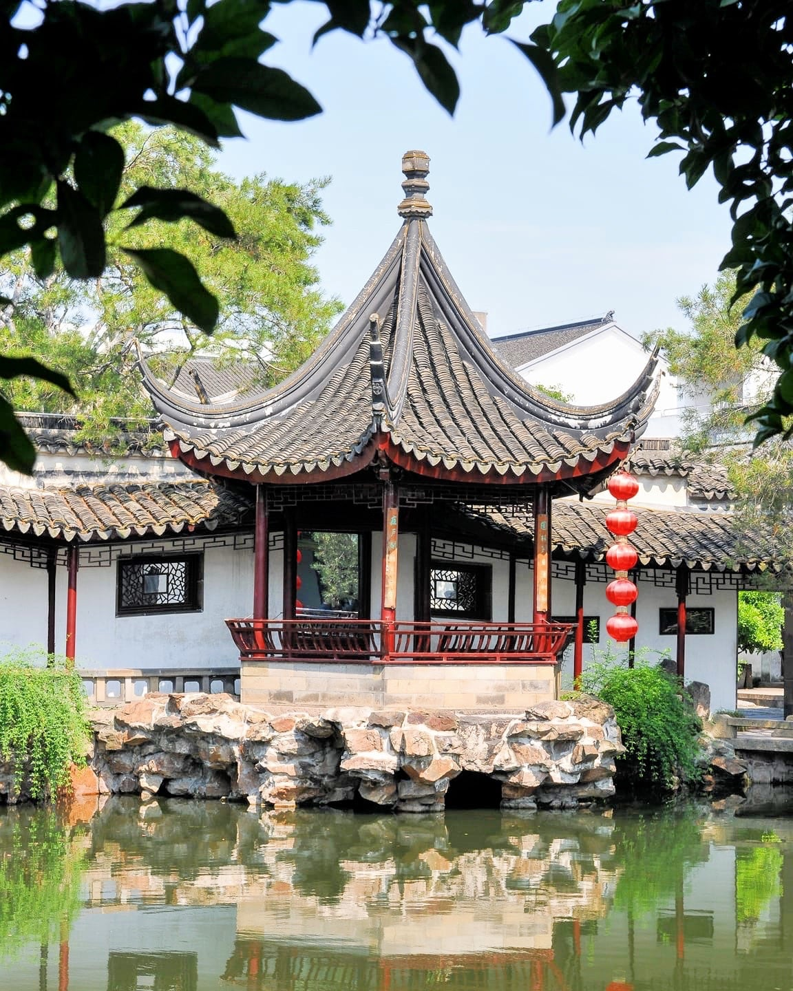 things to do in suzhou old town master of the nets garden
