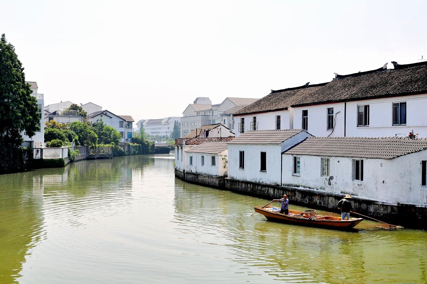 things to do in suzhou old town panmen canal