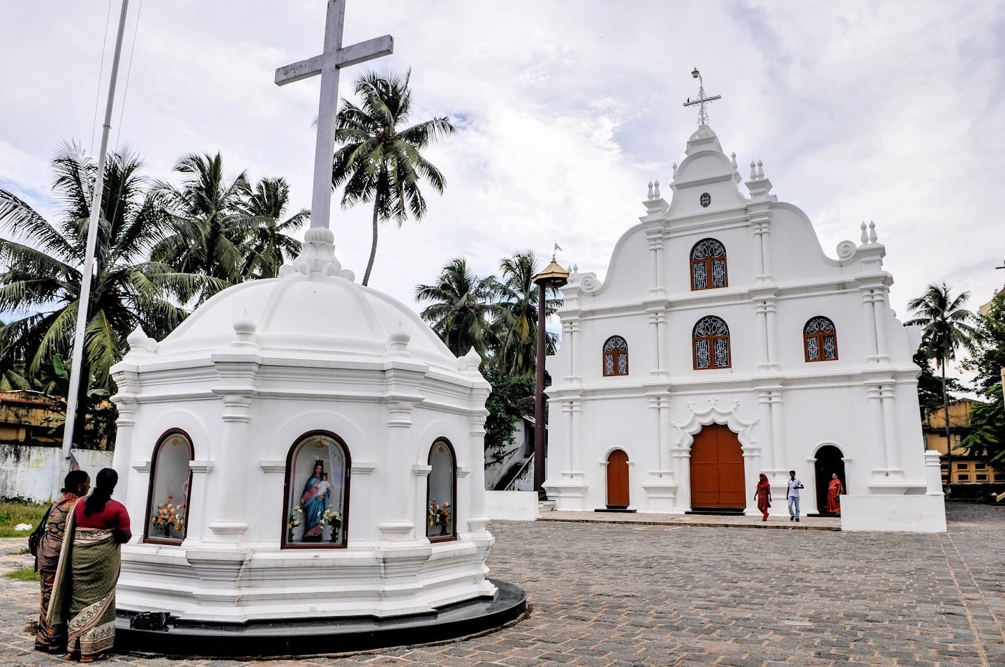 jeevamatha church fort kochi