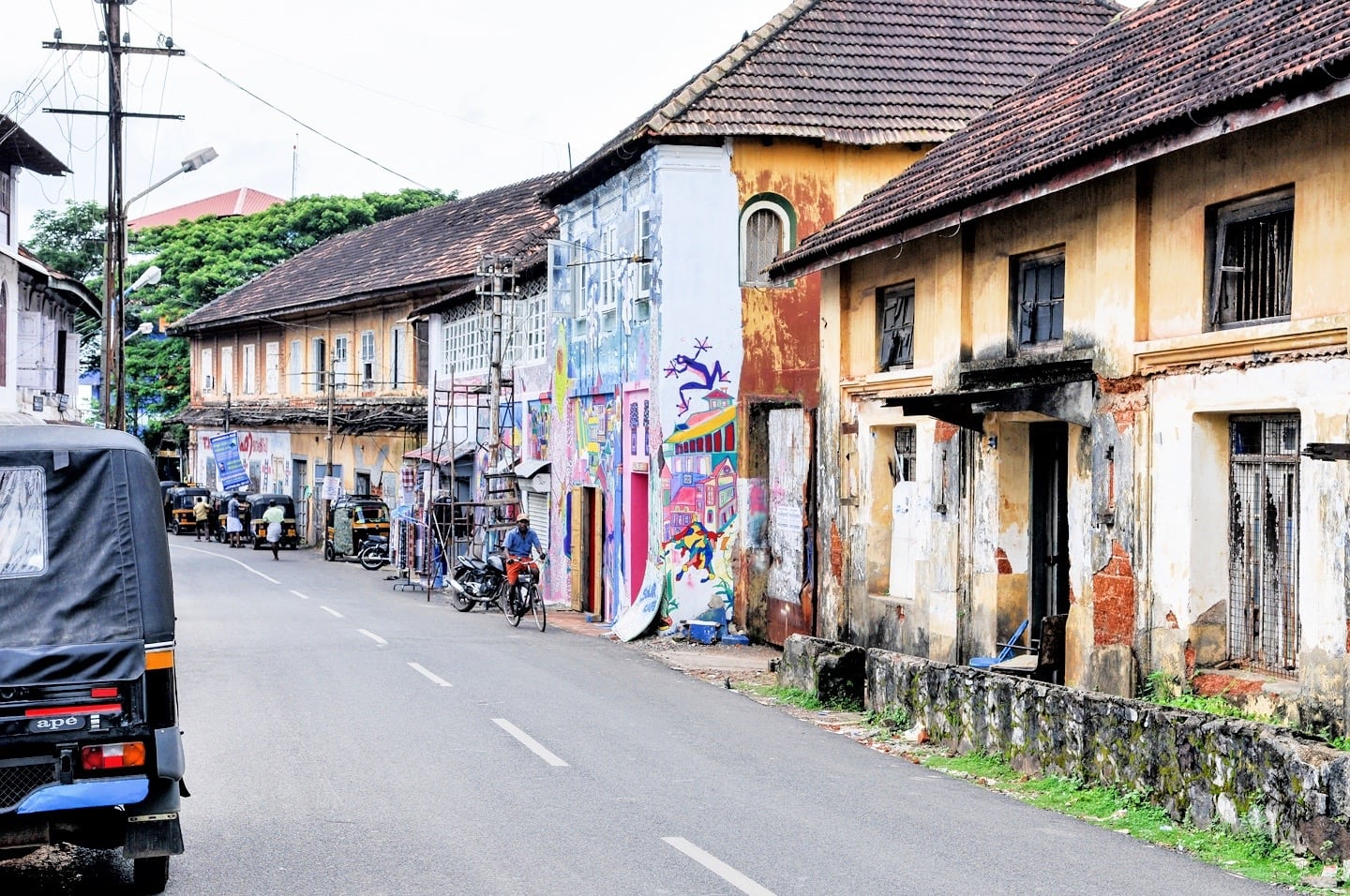 fort kochi places to visit jew town