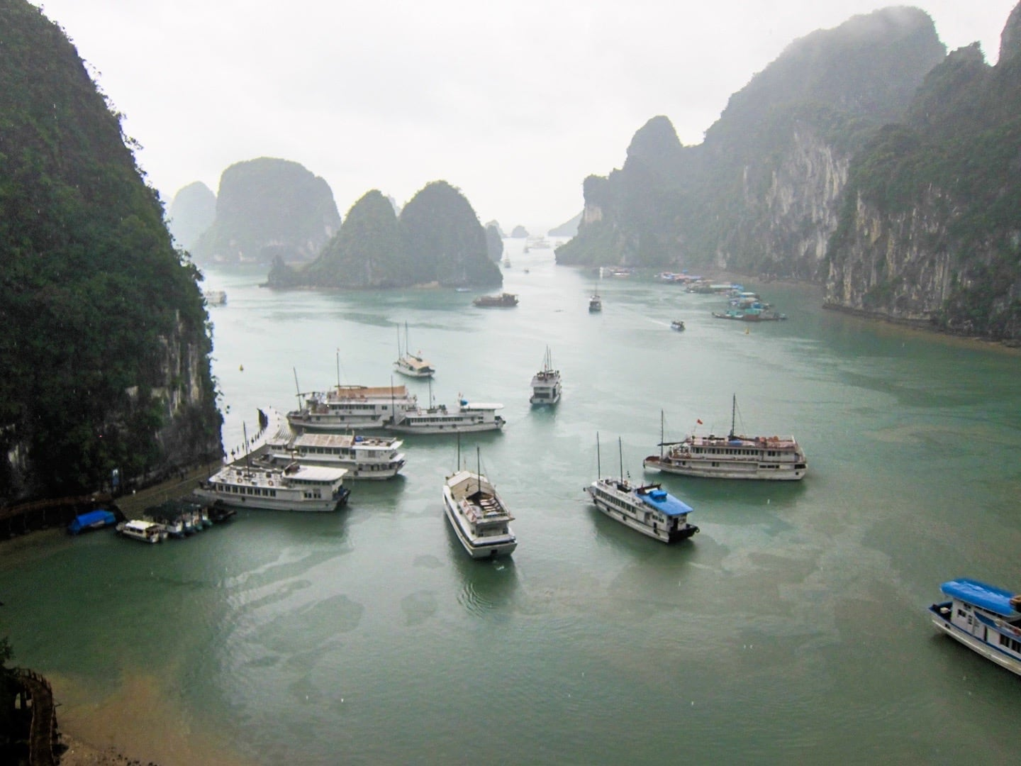 halong bay 3 day cruise boats
