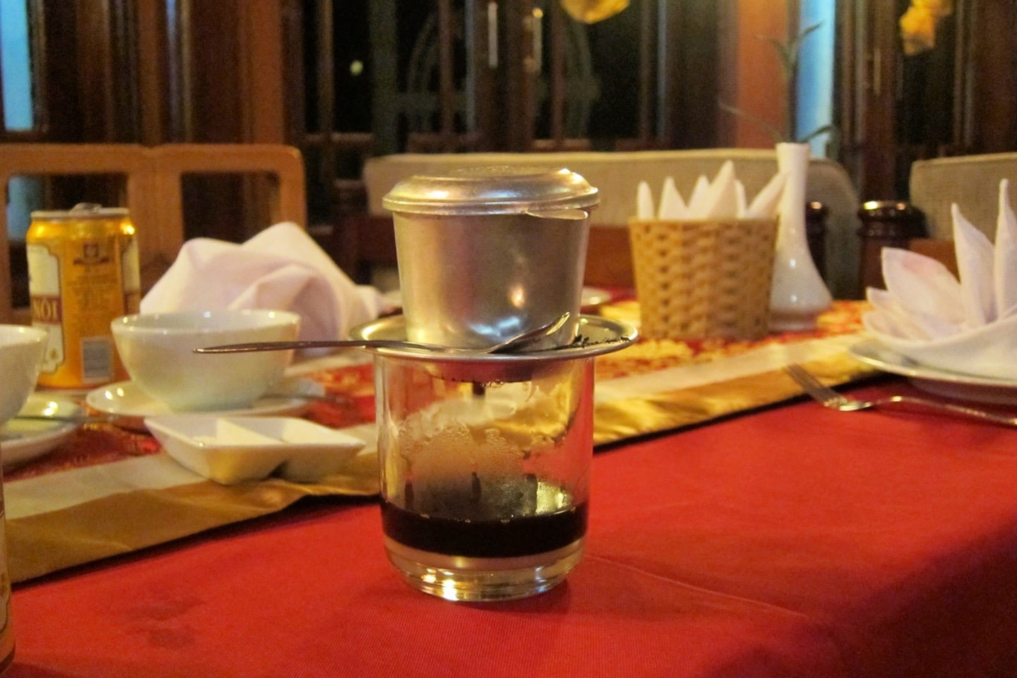vietnamese coffee halong bay 3 day cruise