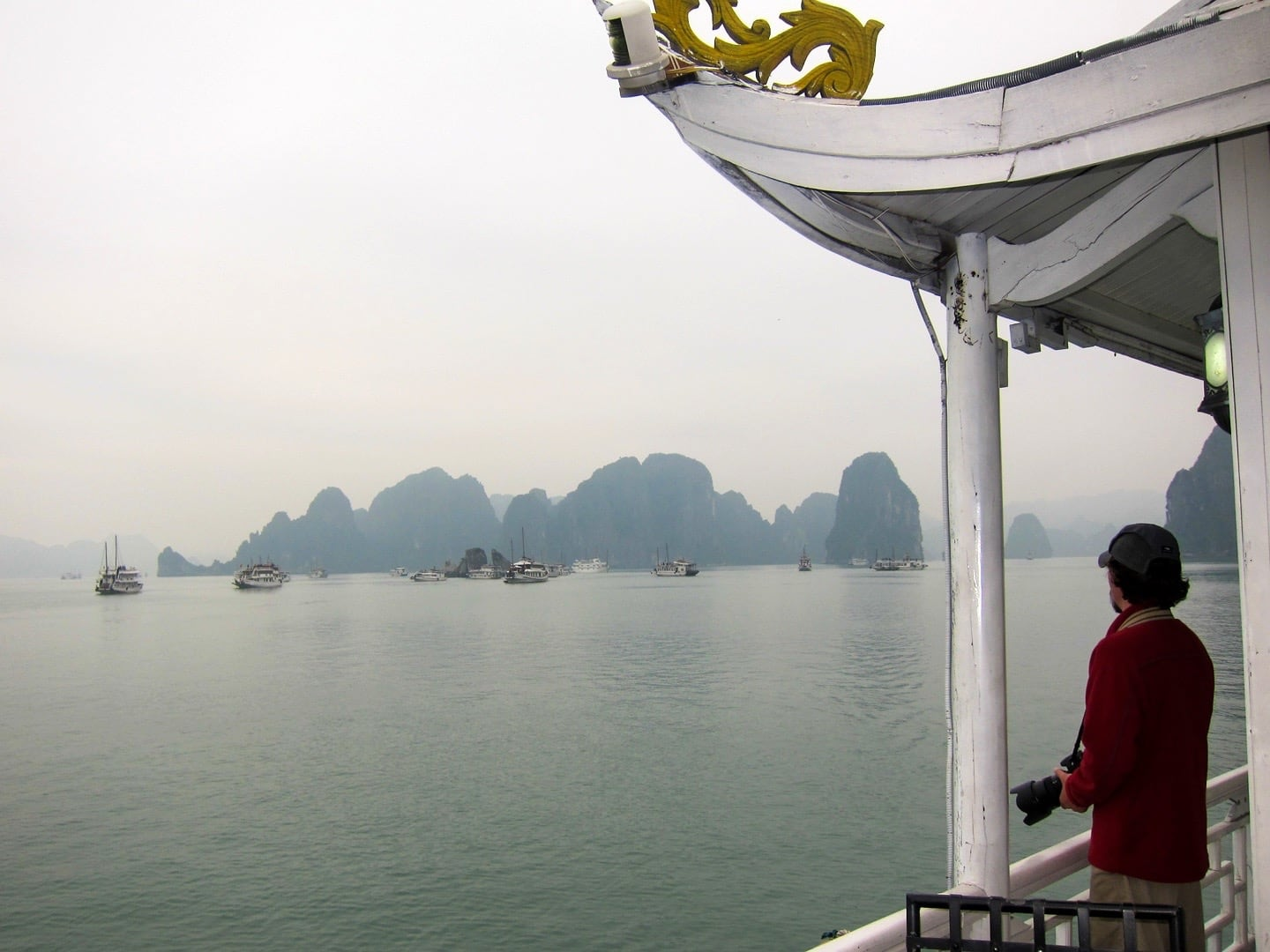 halong bay unesco world heritage site