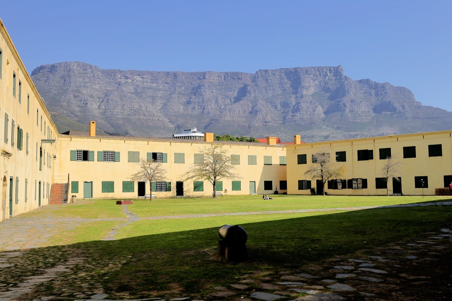 one week in cape town itinerary Castle of Good Hope