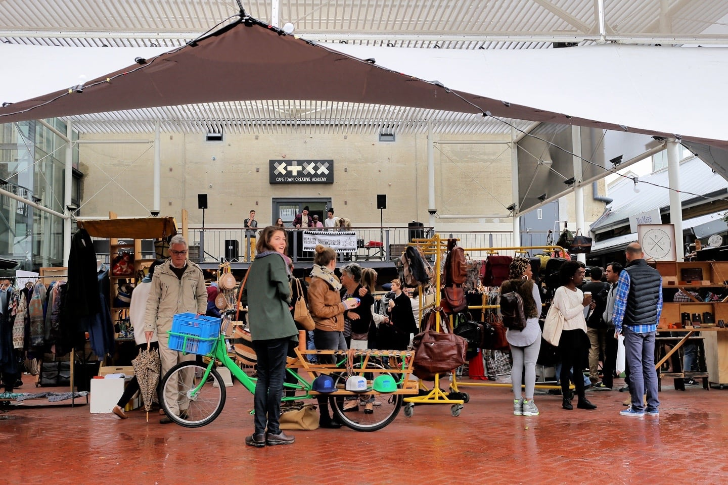 Woodstock Neighbourgoods Market Cape Town