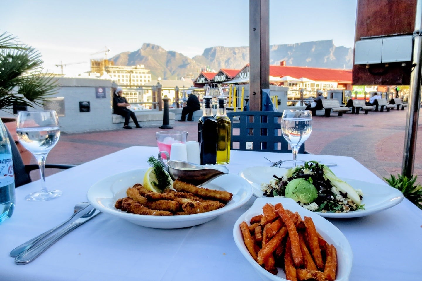 one week in cape town itinerary waterfront