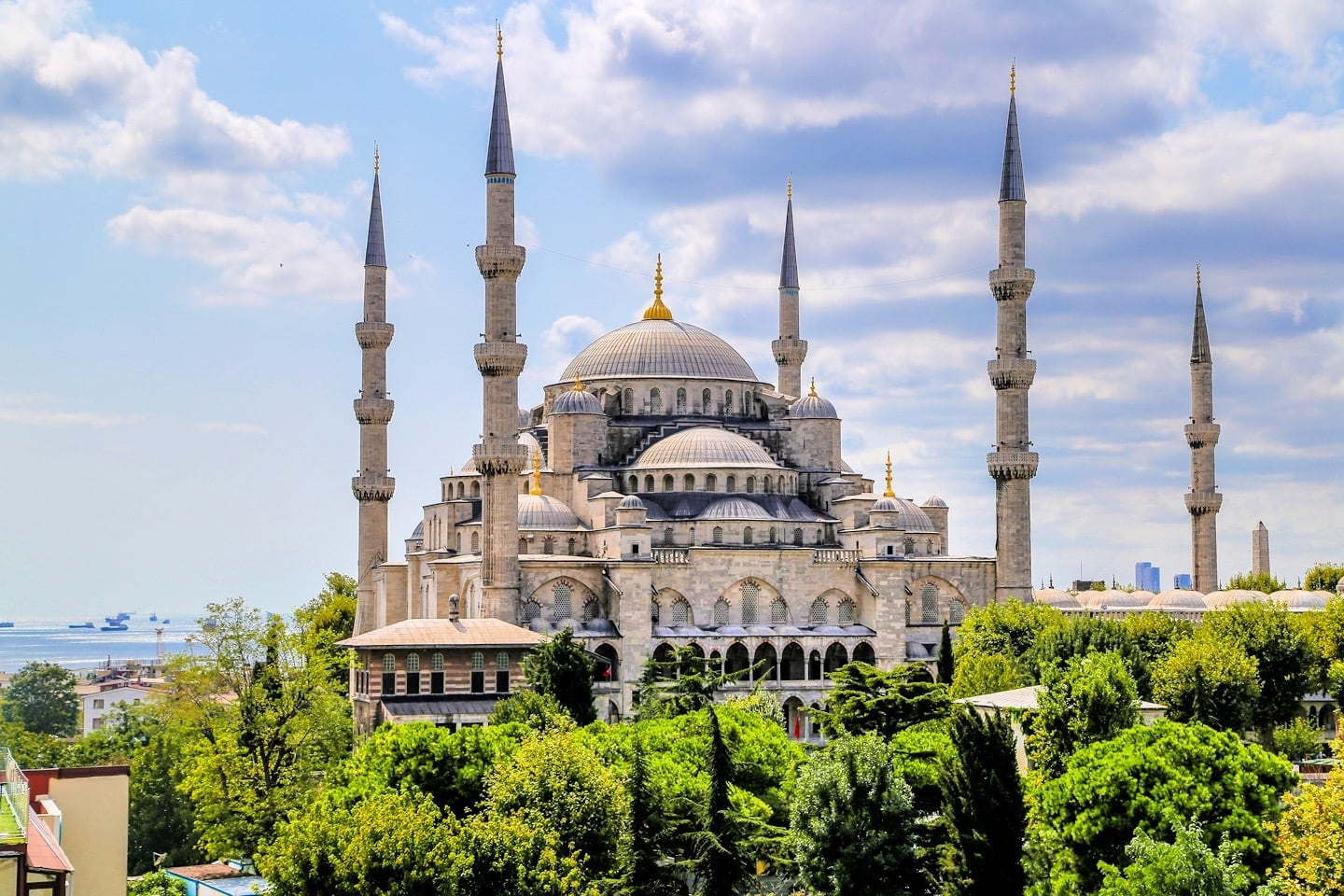 things to do in istanbul with kids blue mosque