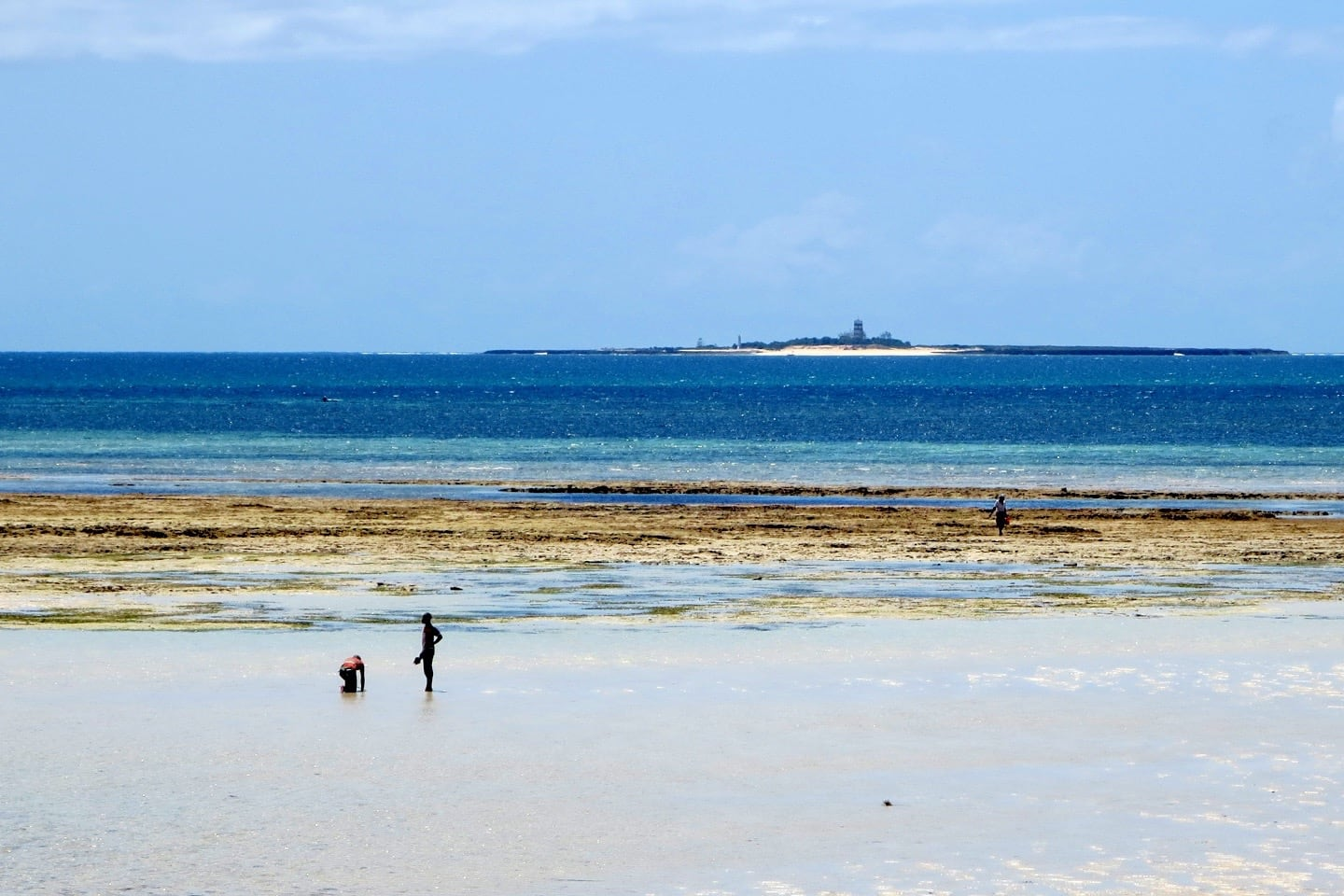 Mozambique Island beach