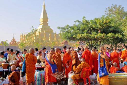 That Luang Festival: An Insider's Guide for Travelers