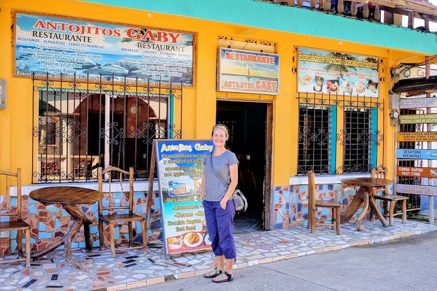 Antojitos Gaby where to eat in Livingston